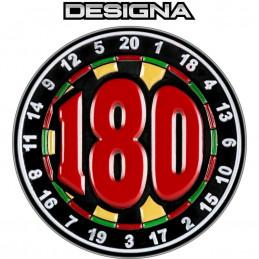Designa Darts Pin Badges -...