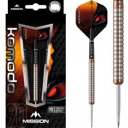 Mission - Komodo GX M1 Steel