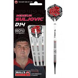 Bulls - Mensur Suljovic...