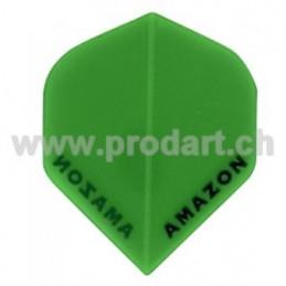 Amazon Transparent Std Green