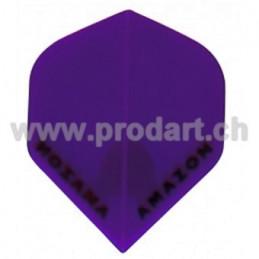 Amazon Transparent Std Purple