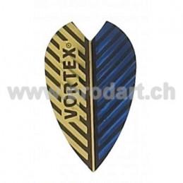 Gold Blue Vortex
