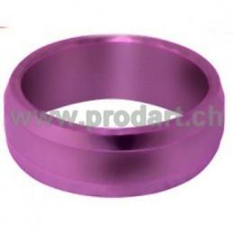 Slot Lock Flight Ring Pink