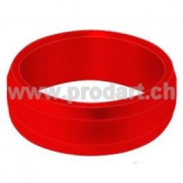 Slot Lock Flight Ring Red