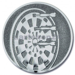Pokal-Emblem Dartscheibe...