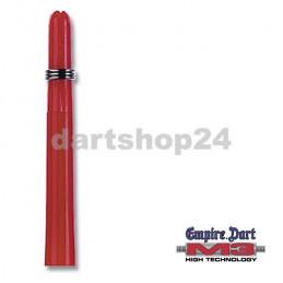 Schaft-Set M3 Nylon lang Rot