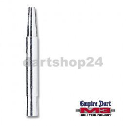 Schaft-Set M3 Alu lang Silber