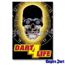 Dartposter Dart 4 life
