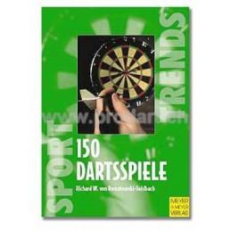 Dart-Buch: 150 Darts-Spiele