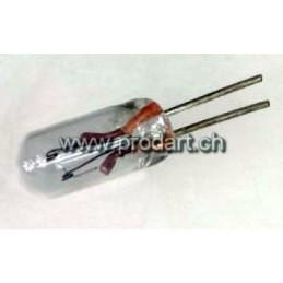 Glassockel-Lampe Type 5810