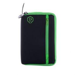 D Box - Green/Black