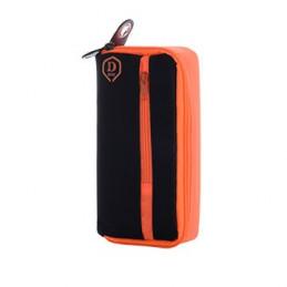 Mini D Box - Orange /Black