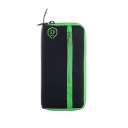 Mini D Box - Green/Black