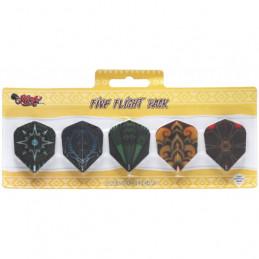 Shot FIVE FLIGHT PACK-SMALL...