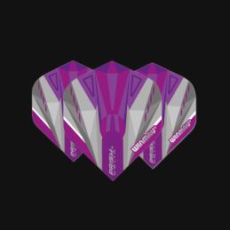 Winmau Prism Delta Purple &...