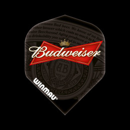 Winmau Budweiser Black